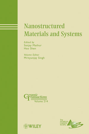 Nanostructured Materials and Systems (0470881283) cover image