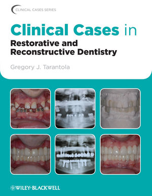 Clinical Cases in Restorative and Reconstructive Dentistry (0470961783) cover image