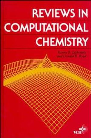 Reviews in Computational Chemistry, Volume 1 (0471187283) cover image
