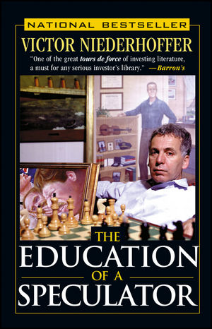 The Education of a Speculator (0471249483) cover image