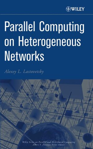 Parallel Computing on Heterogeneous Networks (0471457183) cover image