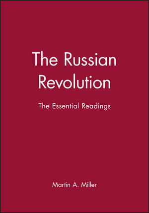 The Russian Revolution: The Essential Readings