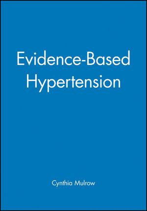 Evidence-Based Hypertension