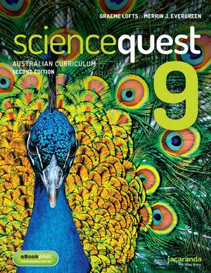 Science Quest 9 For The Australian Curriculum 2E eBookPLUS