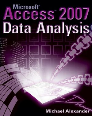 Microsoft Access 2007 Data Analysis (1118079183) cover image