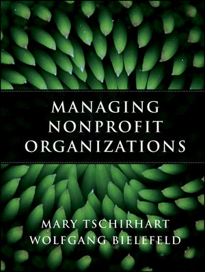 Managing Nonprofit Organizations (1118233883) cover image