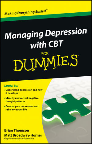 Managing Depression with CBT For Dummies