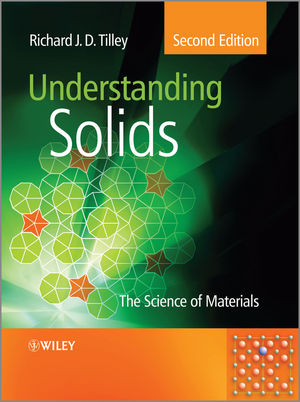 Understanding Solids: The Science of Materials, 2nd Edition (1118423283) cover image