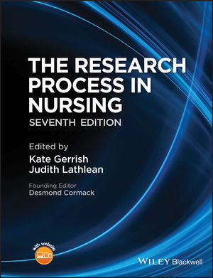 The Research Process in Nursing, 7th Edition