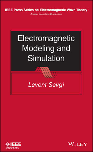 Electromagnetic Modeling and Simulation (1118716183) cover image