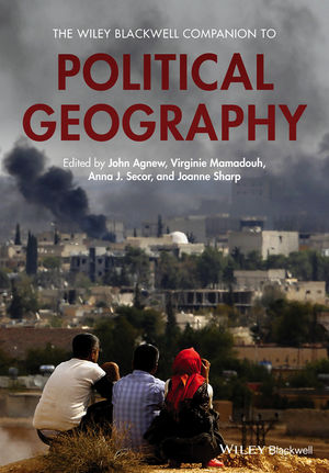 The Wiley Blackwell Companion to Political Geography (1118725883) cover image