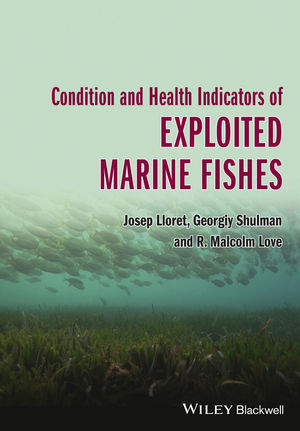Condition and Health Indicators of Exploited Marine Fishes (1118752783) cover image