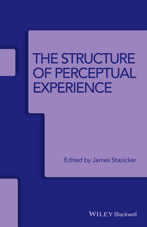 The Structure of Perceptual Experience