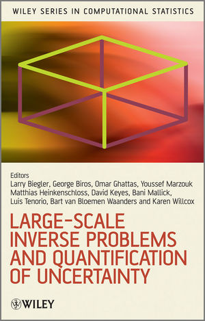 Large-Scale Inverse Problems and Quantification of Uncertainty (1119957583) cover image