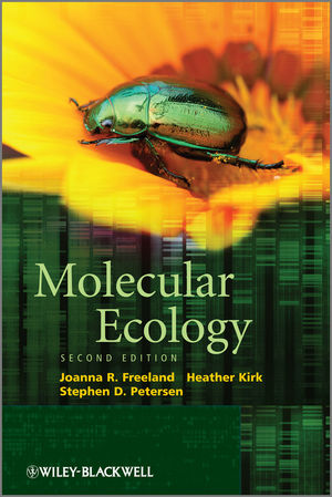 Molecular Ecology, 2nd Edition (1119993083) cover image