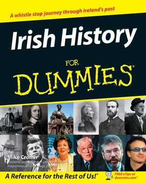 Irish History For Dummies (1119997283) cover image