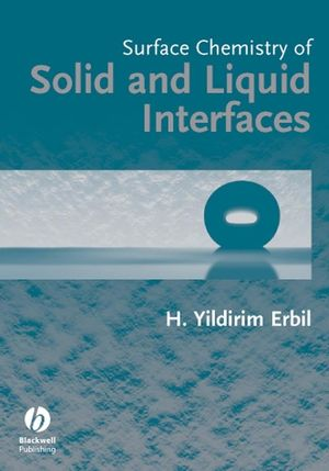 Surface Chemistry of Solid and Liquid Interfaces (1405119683) cover image