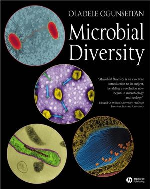 Microbial Diversity: Form and Function in Prokaryotes (1405144483) cover image
