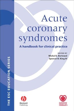 Acute Coronary Syndromes: A Handbook for Clinical Practice (1405171383) cover image