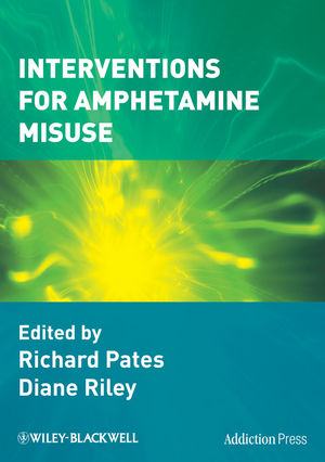 Interventions for Amphetamine Misuse (1405175583) cover image