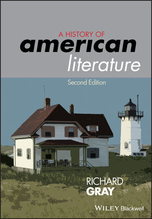 A History of American Literature, 2nd Edition (1405192283) cover image