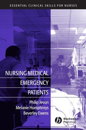 Nursing Medical Emergency Patients (1444327283) cover image