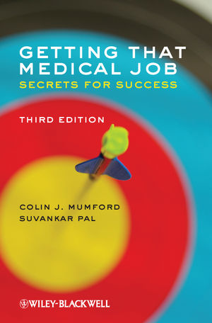 Getting that Medical Job: Secrets for Success, 3rd Edition (1444334883) cover image