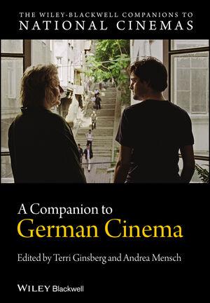 A Companion to German Cinema (1444345583) cover image