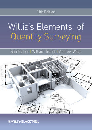 Willis's Elements of Quantity Surveying, 11th Edition (1444398083) cover image