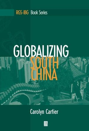 Globalizing South China (1557868883) cover image