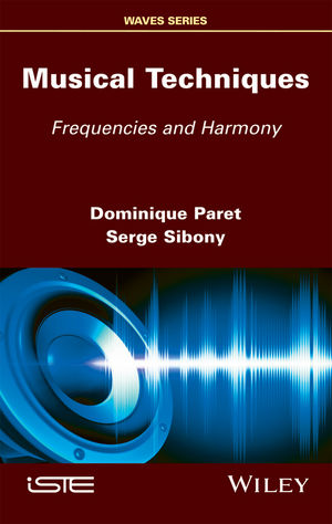 Musical Techniques: Frequencies and Harmony (1786300583) cover image