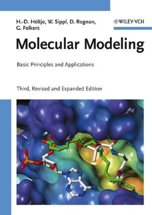 Molecular Modeling, 3rd Edition (3527315683) cover image