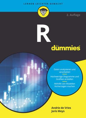 R für Dummies, 2. Auflage