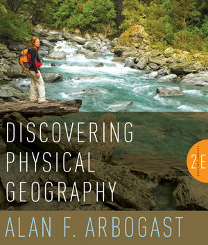 Discovering Physical Geography, 2nd Edition (EHEP001783) cover image