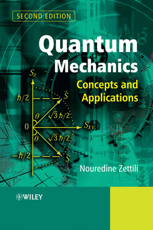 Quantum Mechanics: Concepts and Applications, 2nd Edition (EHEP002383) cover image