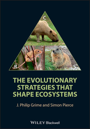 The Evolutionary Strategies that Shape Ecosystems (EHEP002783) cover image