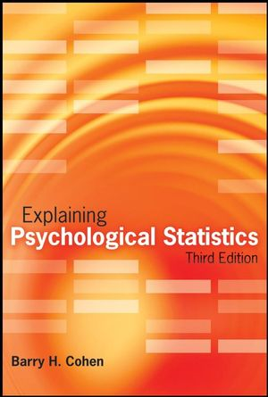 Explaining Psychological Statistics, 3rd Edition (0470007184) cover image