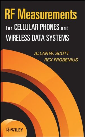 RF Measurements for Cellular Phones and Wireless Data Systems (0470129484) cover image