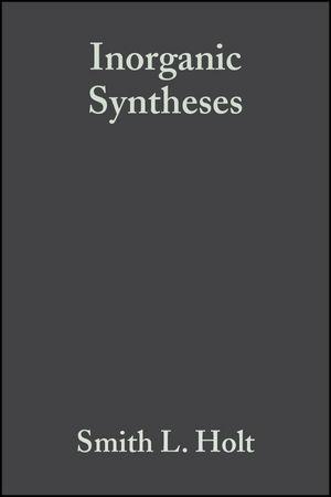 Inorganic Syntheses, Volume 22