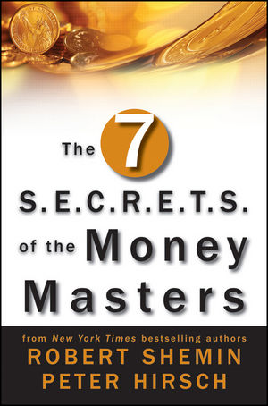 The Seven S.E.C.R.E.T.S. of the Money Masters  (0470615184) cover image