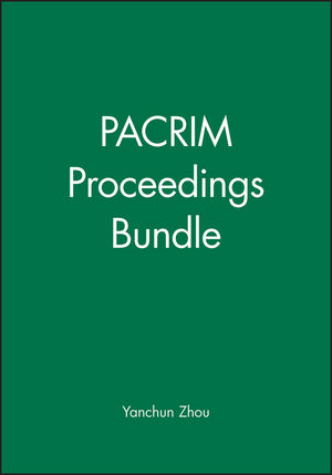 PACRIM Proceedings Bundle