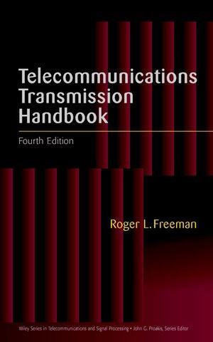 Telecommunications Transmission Handbook, 4th Edition