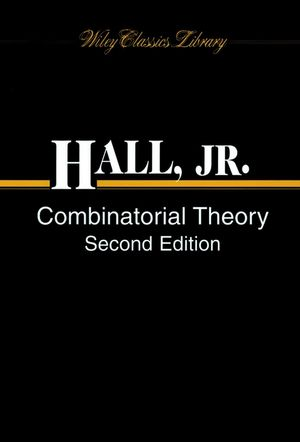 Combinatorial Theory, 2nd Edition