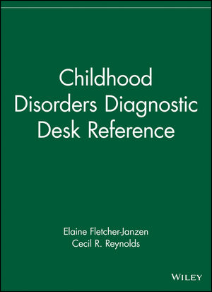 Childhood Disorders Diagnostic Desk Reference