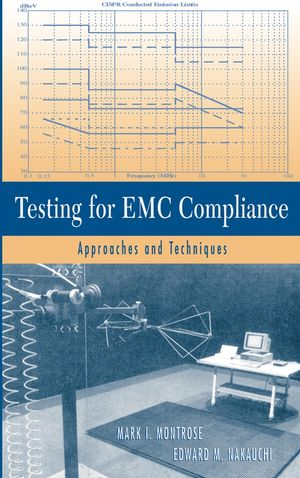 Testing for EMC Compliance: Approaches and Techniques (0471644684) cover image