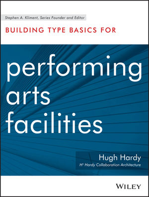 Building Type Basics for Performing Arts Facilities (0471684384) cover image