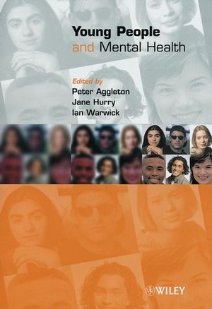 Young People and Mental Health (0471976784) cover image
