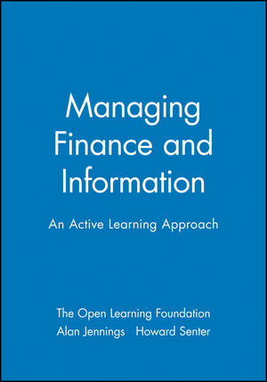 Managing Finance and Information: An Active Learning Approach