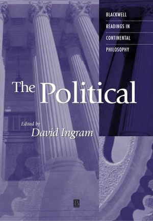 The Political (0631215484) cover image