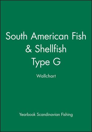 South American Fish and Shellfish: Type G Wallchart